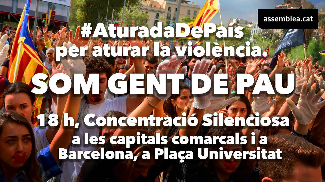 #aturadadepais